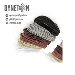3mm Round Leather Cord - DYNETON / Round Leather Cords 3 mm