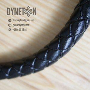 10mm Bolo Braided Leather Cord - DYNETON / Braided Leather Cords 10 mm