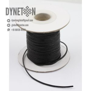 1mm Round Leather Cord - DYNETON / Round Leather Cords 1 mm