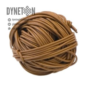 2mm Round Leather Cord - DYNETON / Round Leather Cords 2 mm