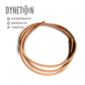 5mm Round Leather Cord - DYNETON / Round Leather Cords 5 mm