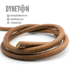 9mm Round Leather Cord - DYNETON / Round Leather Cords 9 mm